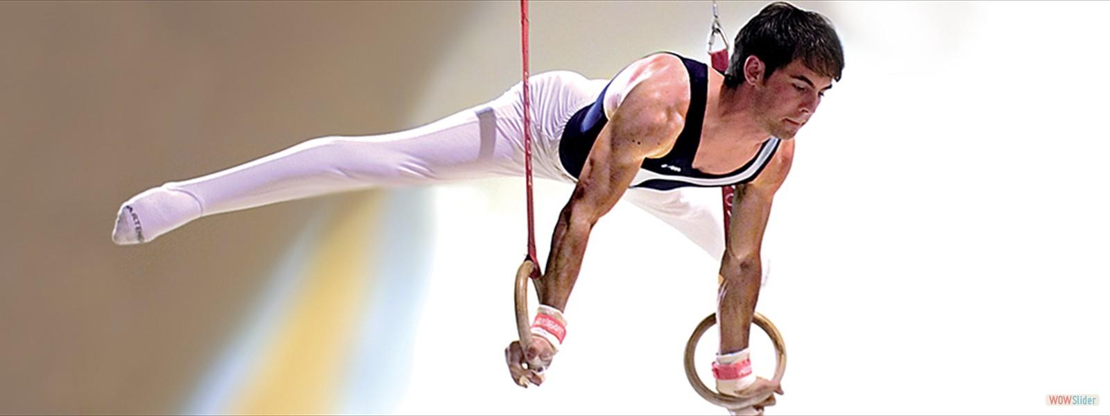 Gymnastique artistique masculine