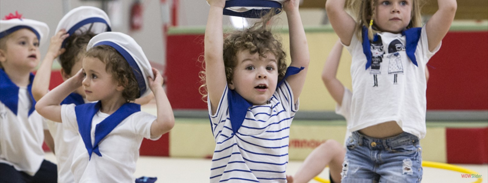 Baby gym / Eveil gymnique