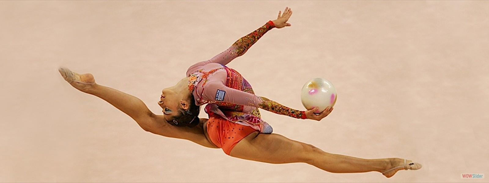 Gymnastique rhytmique